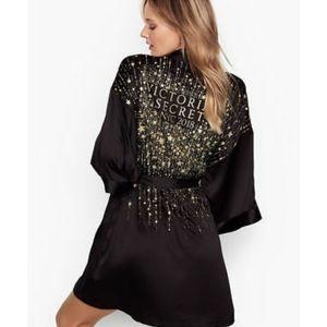 Nwt Victoria's Secret Secret Fashion Show Robe OS